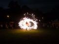 ProHistory Pressefoto Feuershow