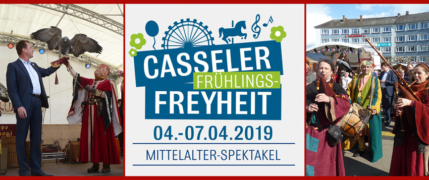 Casseler Fruehlings Freyheit Mittelalter Spektakel 2019